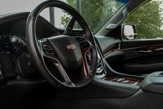 Used 2019 Cadillac Escalade Luxury for sale $61,099 at Gravity Autos Atlanta in Chamblee GA 30341 8