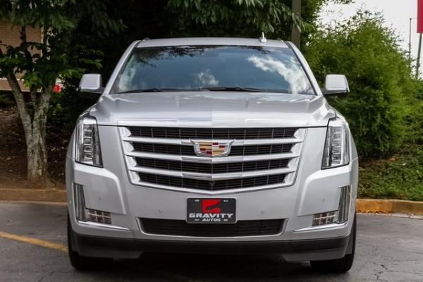 Used Used 2019 Cadillac Escalade Luxury for sale $61,099 at Gravity Autos Atlanta in Chamblee GA