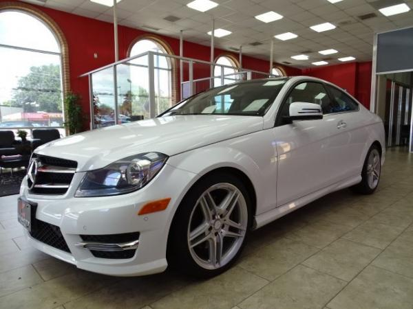 Used 2014 Mercedes-Benz C-Class C350 for sale Sold at Gravity Autos in Roswell GA 30076 3