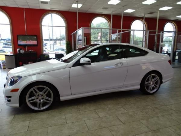 Used 2014 Mercedes-Benz C-Class C350 for sale Sold at Gravity Autos in Roswell GA 30076 4