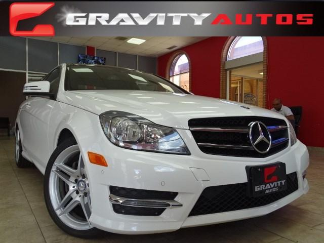 Used 2014 Mercedes-Benz C-Class C350 for sale Sold at Gravity Autos in Roswell GA 30076 1
