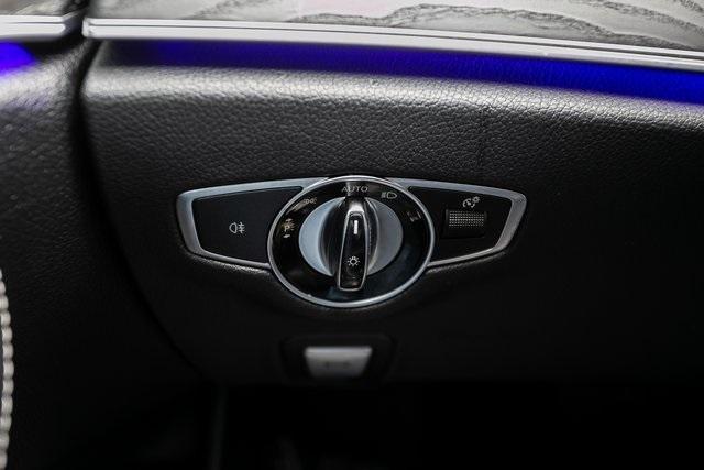 Used 2018 Mercedes-Benz E-Class E 300 for sale $35,995 at Gravity Autos Atlanta in Chamblee GA 30341 14