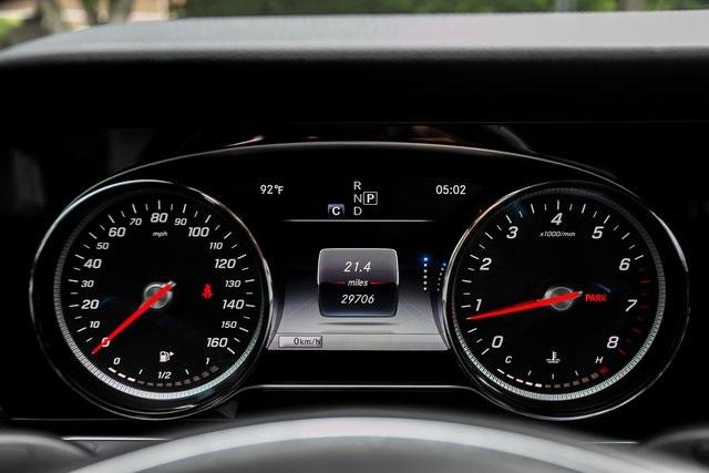 Used 2018 Mercedes-Benz E-Class E 300 for sale $35,995 at Gravity Autos Atlanta in Chamblee GA 30341 15
