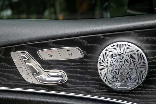 Used 2018 Mercedes-Benz E-Class E 300 for sale $35,995 at Gravity Autos Atlanta in Chamblee GA 30341 26