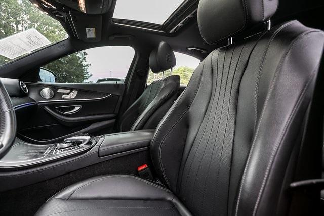 Used 2018 Mercedes-Benz E-Class E 300 for sale $35,995 at Gravity Autos Atlanta in Chamblee GA 30341 32