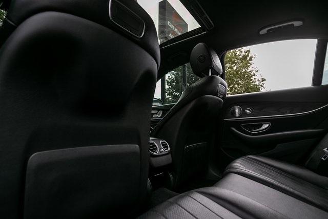 Used 2018 Mercedes-Benz E-Class E 300 for sale $35,995 at Gravity Autos Atlanta in Chamblee GA 30341 34