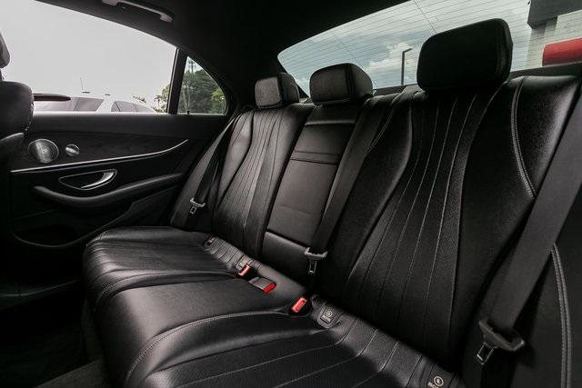 Used 2018 Mercedes-Benz E-Class E 300 for sale $35,995 at Gravity Autos Atlanta in Chamblee GA 30341 37