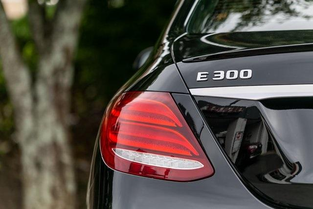 Used 2018 Mercedes-Benz E-Class E 300 for sale $35,995 at Gravity Autos Atlanta in Chamblee GA 30341 39