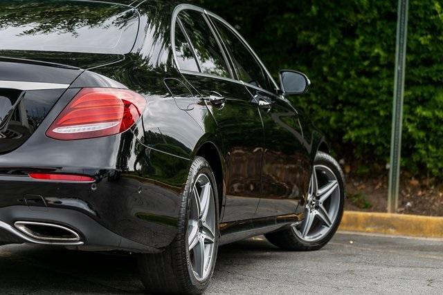 Used 2018 Mercedes-Benz E-Class E 300 for sale $35,995 at Gravity Autos Atlanta in Chamblee GA 30341 42