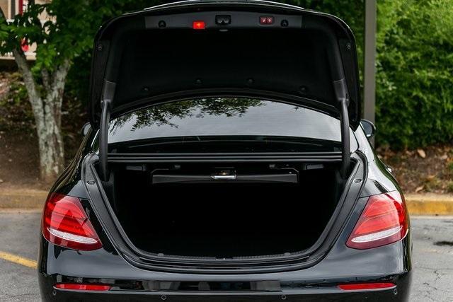 Used 2018 Mercedes-Benz E-Class E 300 for sale $35,995 at Gravity Autos Atlanta in Chamblee GA 30341 44