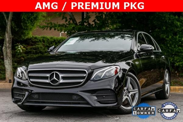 Used Used 2018 Mercedes-Benz E-Class E 300 for sale $35,995 at Gravity Autos Atlanta in Chamblee GA