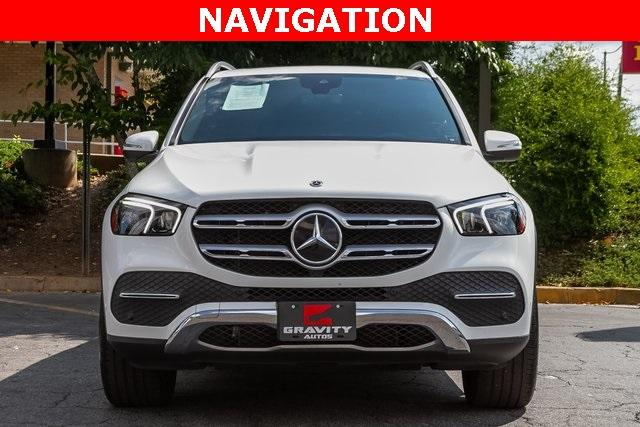 Used 2020 Mercedes-Benz GLE GLE 350 for sale $56,595 at Gravity Autos Atlanta in Chamblee GA 30341 2