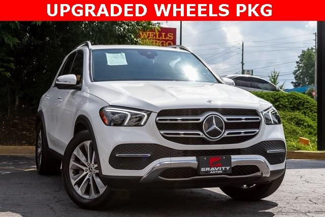 Used 2020 Mercedes-Benz GLE GLE 350 for sale $56,595 at Gravity Autos Atlanta in Chamblee GA 30341 3