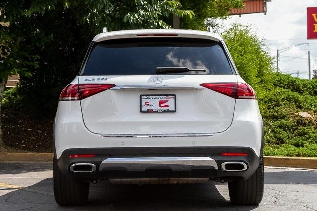 Used 2020 Mercedes-Benz GLE GLE 350 for sale $56,595 at Gravity Autos Atlanta in Chamblee GA 30341 38