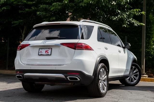 Used 2020 Mercedes-Benz GLE GLE 350 for sale $56,595 at Gravity Autos Atlanta in Chamblee GA 30341 41