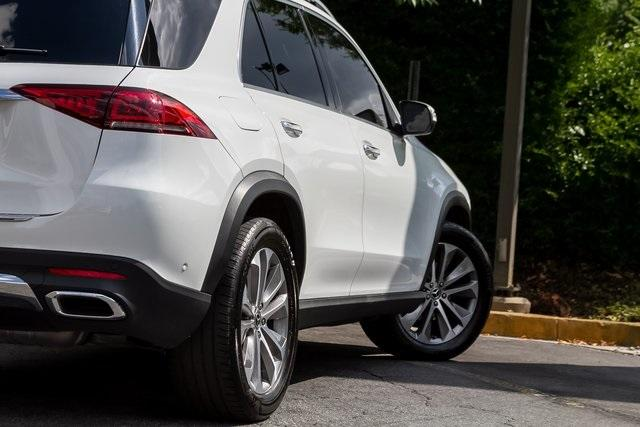 Used 2020 Mercedes-Benz GLE GLE 350 for sale $56,595 at Gravity Autos Atlanta in Chamblee GA 30341 42