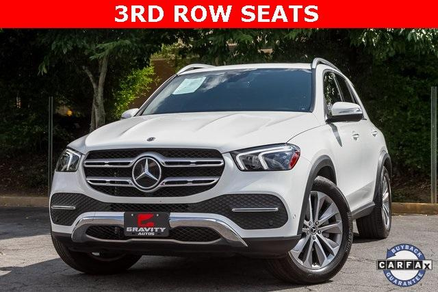 Used 2020 Mercedes-Benz GLE GLE 350 for sale $56,595 at Gravity Autos Atlanta in Chamblee GA 30341 1