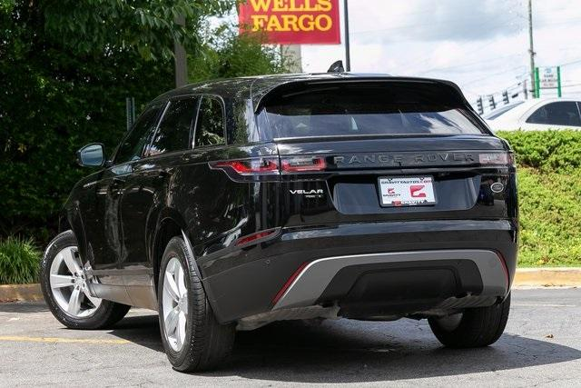 Used 2018 Land Rover Range Rover Velar P380 S for sale $49,495 at Gravity Autos Atlanta in Chamblee GA 30341 40