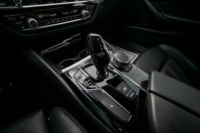 Used 2018 BMW 5 Series 530i for sale $34,295 at Gravity Autos Atlanta in Chamblee GA 30341 19