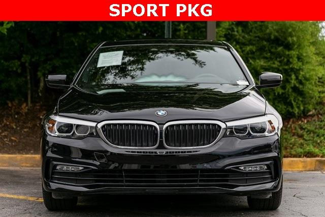 Used 2018 BMW 5 Series 530i for sale $34,295 at Gravity Autos Atlanta in Chamblee GA 30341 2
