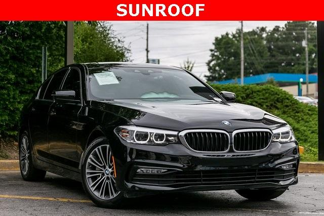Used 2018 BMW 5 Series 530i for sale $34,295 at Gravity Autos Atlanta in Chamblee GA 30341 3