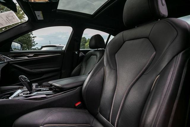 Used 2018 BMW 5 Series 530i for sale $34,295 at Gravity Autos Atlanta in Chamblee GA 30341 34