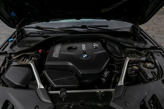 Used 2018 BMW 5 Series 530i for sale $34,295 at Gravity Autos Atlanta in Chamblee GA 30341 48