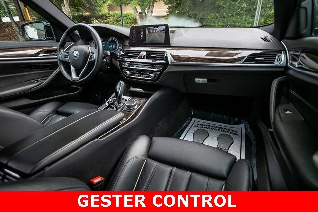 Used 2018 BMW 5 Series 530i for sale $34,295 at Gravity Autos Atlanta in Chamblee GA 30341 6
