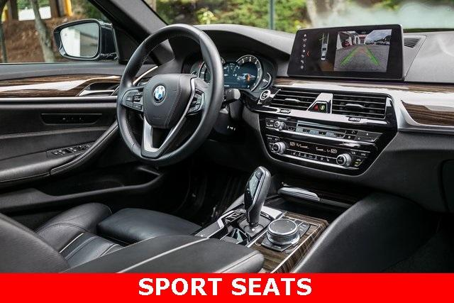 Used 2018 BMW 5 Series 530i for sale $34,295 at Gravity Autos Atlanta in Chamblee GA 30341 7