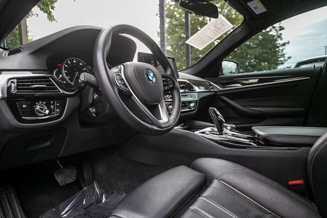 Used 2018 BMW 5 Series 530i for sale $34,295 at Gravity Autos Atlanta in Chamblee GA 30341 8
