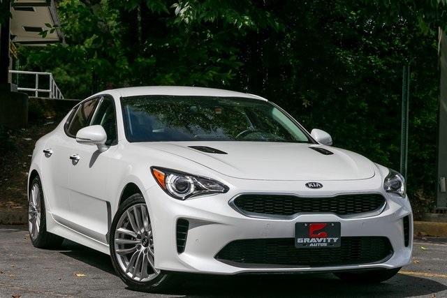 Used 2018 Kia Stinger Base for sale $27,495 at Gravity Autos Atlanta in Chamblee GA 30341 3