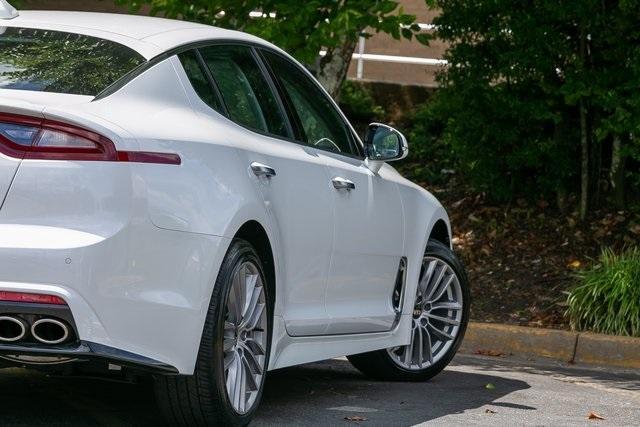 Used 2018 Kia Stinger Base for sale $27,495 at Gravity Autos Atlanta in Chamblee GA 30341 43