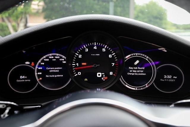Used 2018 Porsche Panamera Base for sale $73,995 at Gravity Autos Atlanta in Chamblee GA 30341 17