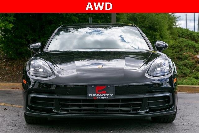 Used 2018 Porsche Panamera Base for sale $73,995 at Gravity Autos Atlanta in Chamblee GA 30341 2
