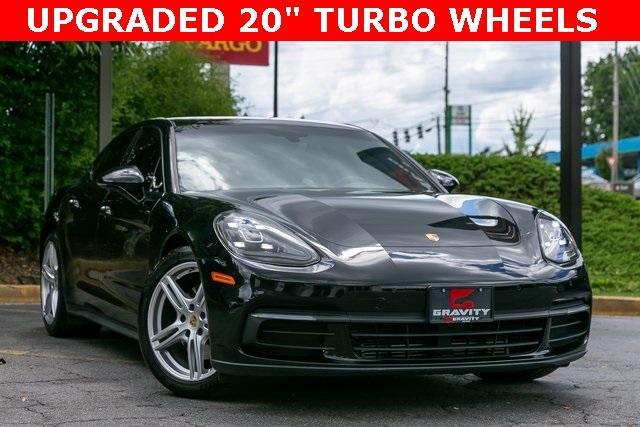 Used 2018 Porsche Panamera Base for sale $73,995 at Gravity Autos Atlanta in Chamblee GA 30341 3
