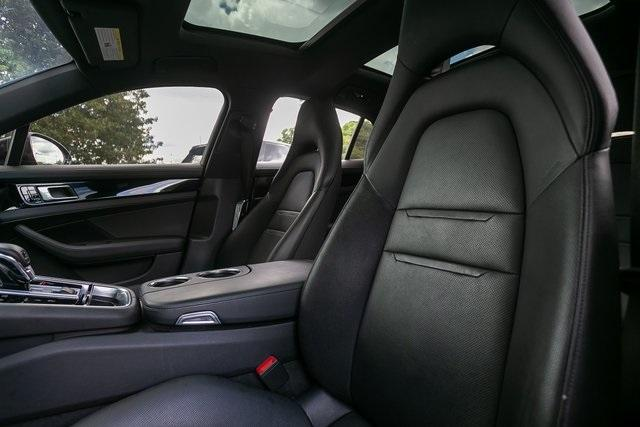 Used 2018 Porsche Panamera Base for sale $73,995 at Gravity Autos Atlanta in Chamblee GA 30341 38