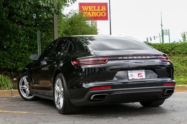 Used 2018 Porsche Panamera Base for sale $73,995 at Gravity Autos Atlanta in Chamblee GA 30341 46