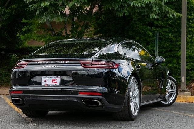 Used 2018 Porsche Panamera Base for sale $73,995 at Gravity Autos Atlanta in Chamblee GA 30341 47