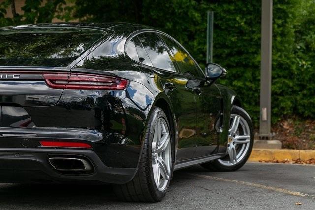 Used 2018 Porsche Panamera Base for sale $73,995 at Gravity Autos Atlanta in Chamblee GA 30341 48