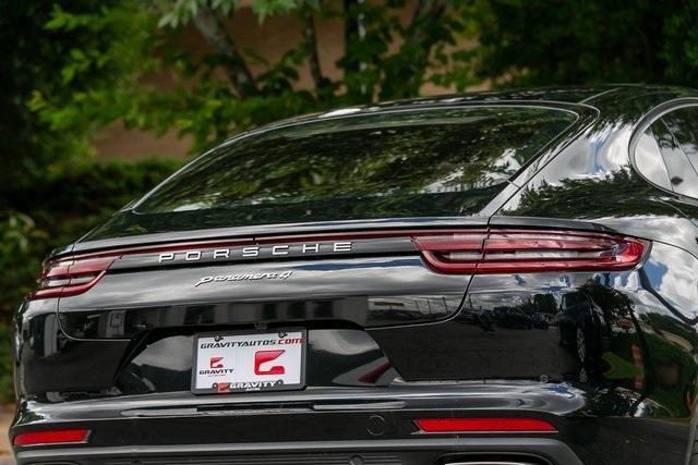 Used 2018 Porsche Panamera Base for sale $73,995 at Gravity Autos Atlanta in Chamblee GA 30341 49