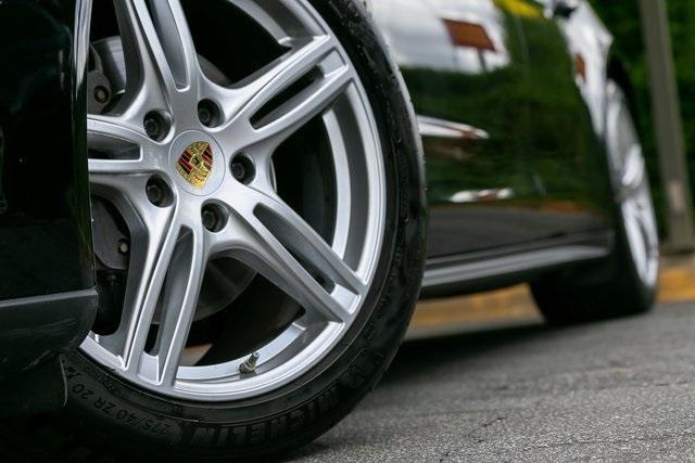 Used 2018 Porsche Panamera Base for sale $73,995 at Gravity Autos Atlanta in Chamblee GA 30341 54