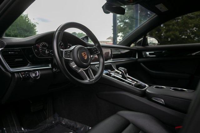Used 2018 Porsche Panamera Base for sale $73,995 at Gravity Autos Atlanta in Chamblee GA 30341 8