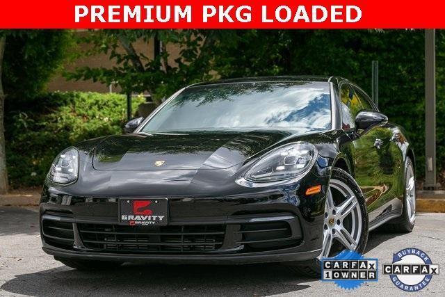 Used 2018 Porsche Panamera Base for sale $73,995 at Gravity Autos Atlanta in Chamblee GA 30341 1