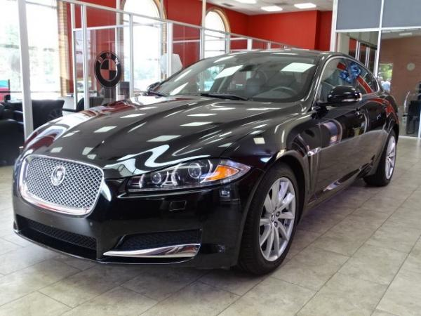 Used 2012 Jaguar XF for sale Sold at Gravity Autos in Roswell GA 30076 3