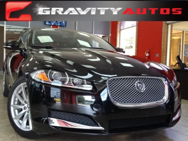Used 2012 Jaguar XF for sale Sold at Gravity Autos in Roswell GA 30076 1