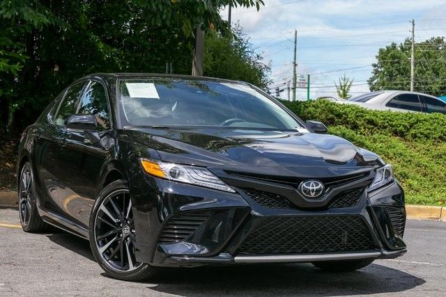 Used 2020 Toyota Camry XSE for sale $30,800 at Gravity Autos Atlanta in Chamblee GA 30341 3