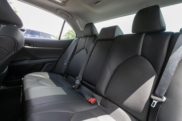 Used 2020 Toyota Camry XSE for sale $30,800 at Gravity Autos Atlanta in Chamblee GA 30341 34
