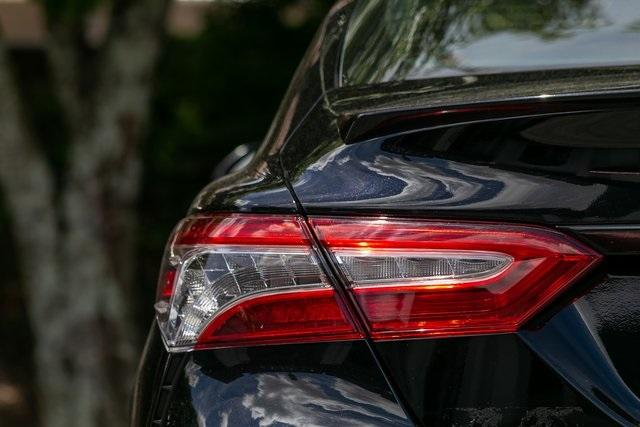 Used 2020 Toyota Camry XSE for sale $30,800 at Gravity Autos Atlanta in Chamblee GA 30341 37
