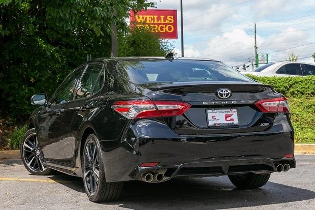 Used 2020 Toyota Camry XSE for sale $30,800 at Gravity Autos Atlanta in Chamblee GA 30341 38