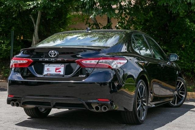 Used 2020 Toyota Camry XSE for sale $30,800 at Gravity Autos Atlanta in Chamblee GA 30341 39